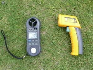 測定器たち