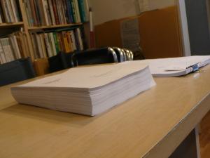 構造計算書と図面