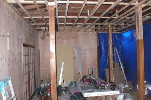 林町の家・改修工事