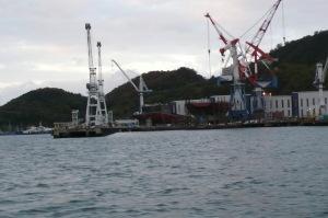尾道・造船所