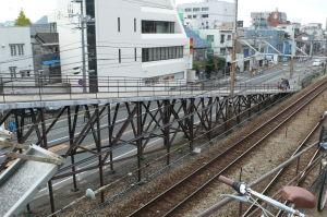 転校生の跨線橋
