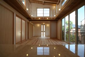 羽根木の家・2階