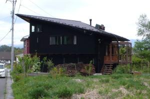 伊那谷の家1