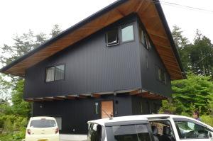 伊那谷の家