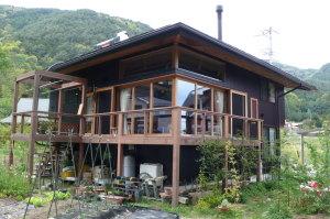 伊那谷の家3