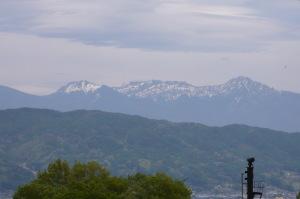 南アルプス・千丈ヶ岳