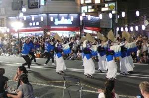 大塚阿波踊り3