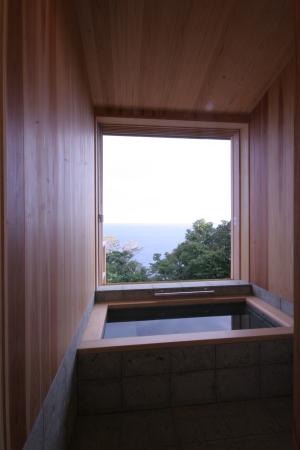 伊東・海辺の別荘・浴室