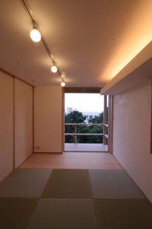 伊東・海辺の別荘・和室