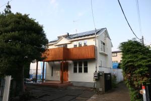 武蔵関の家・外観