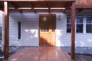 武蔵関の家・玄関