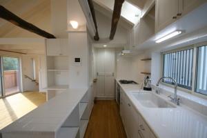 武蔵関の家・キッチン