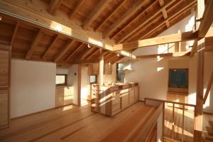 西荻窪の家・リビング・ダイニング4