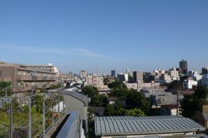 屋上からの眺め2