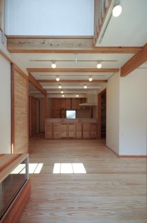 石神井公園の家内観2