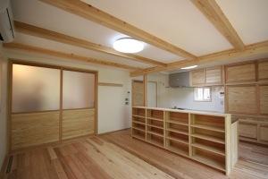武蔵小金井の家・リビング・ダイニング5