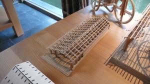 竹建築模型2