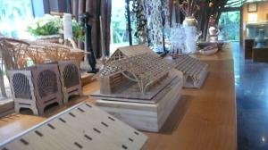 竹建築模型6
