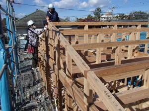 聖蹟桜ヶ丘の住宅12