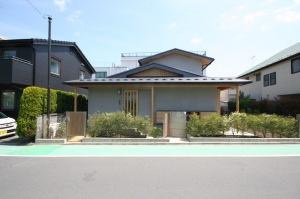 西八王子の家1