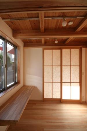 和田の家・内観2