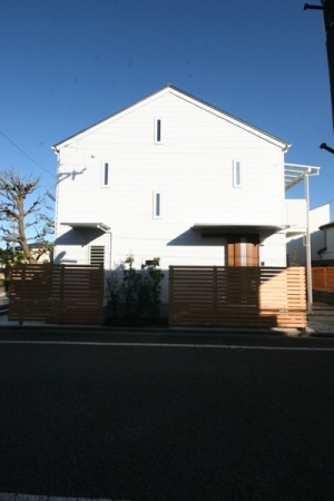 大泉学園の家