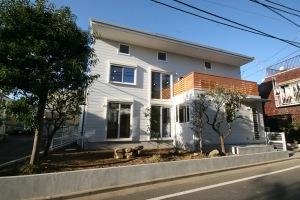 南阿佐ヶ谷の家